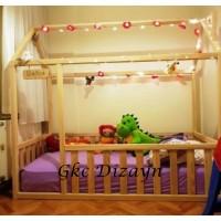 Montessori Yatak Defne